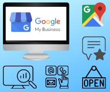 create google my business account