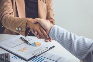 Create business partnerships